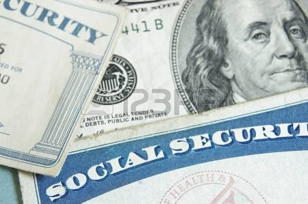 15173891-social-security-cards-and-us-money--retirement-concept
